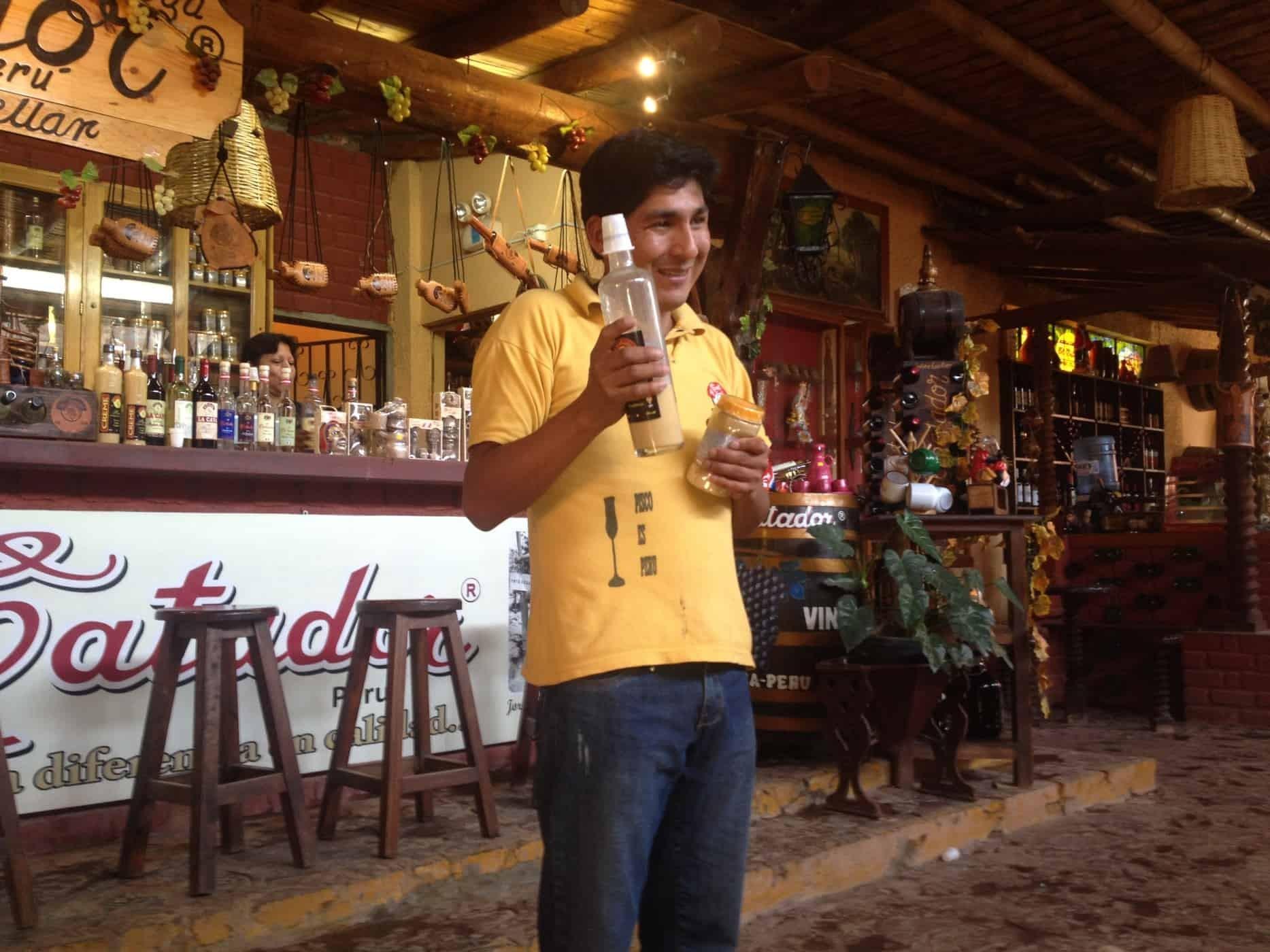 Pisco Tour from Huacachina