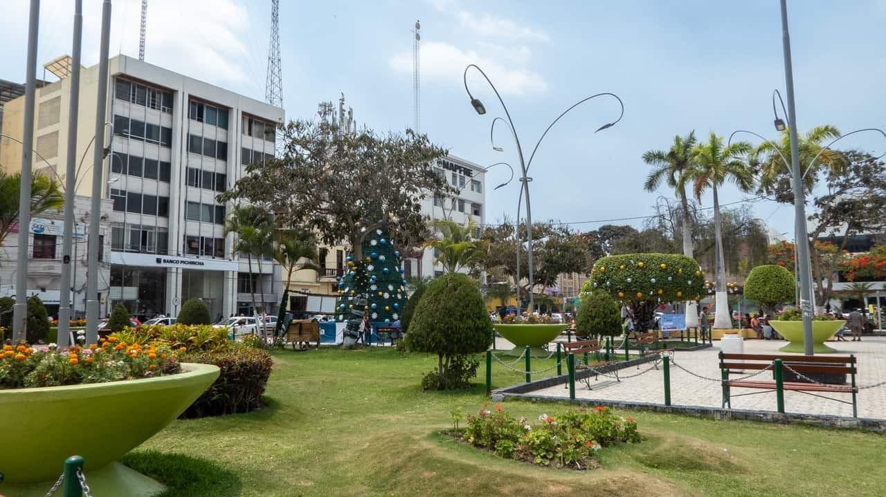 The Plaza Principal, Chiclayo