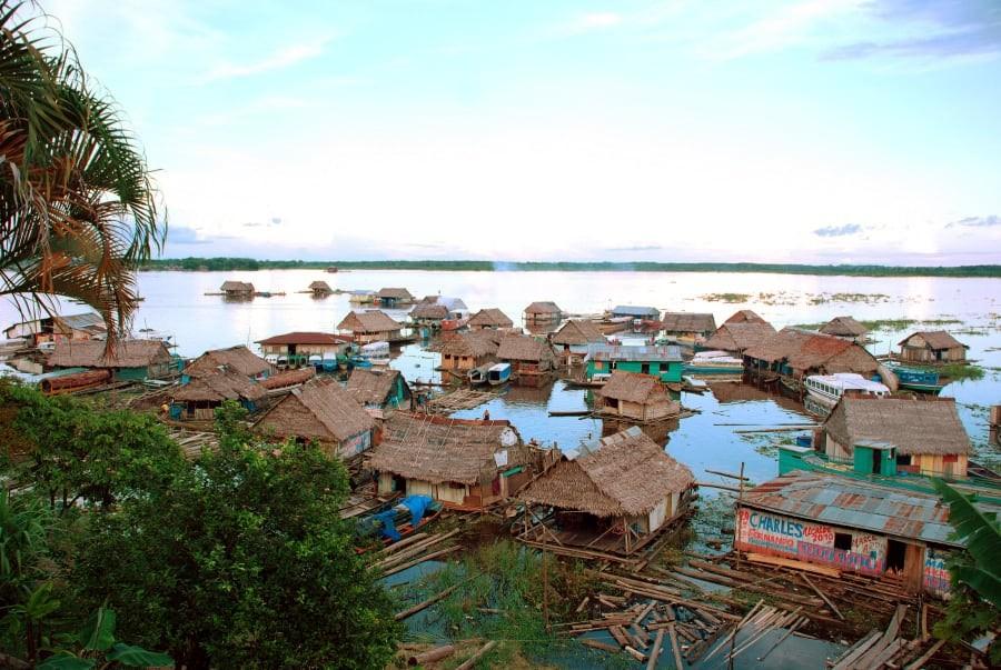 Iquitos Peru.