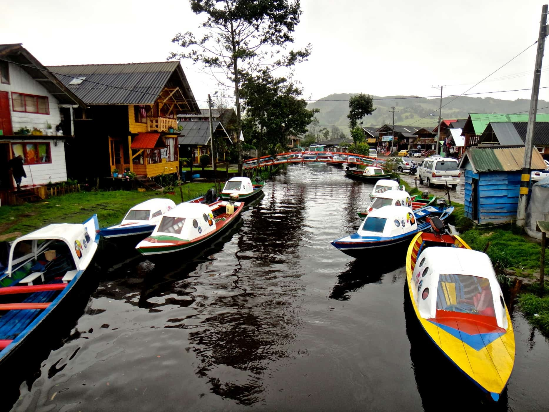 Laguna de la Cocha, Pasto