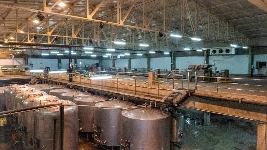 Factory at Tacama Winery - Full Day Ica Tour