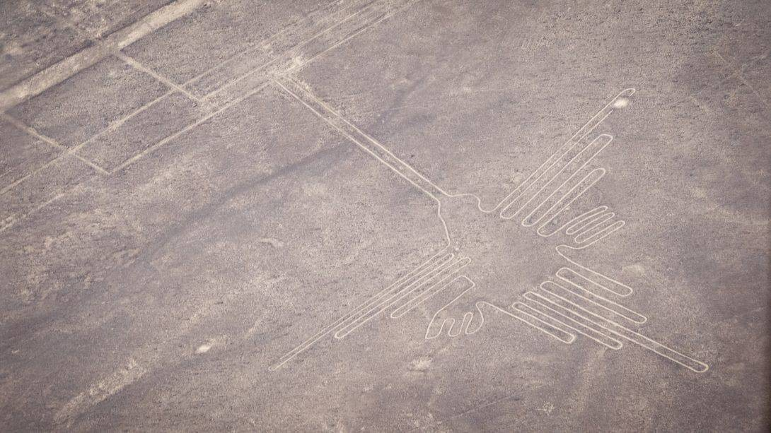 Flying over the Nasca Lines with Air Majoro