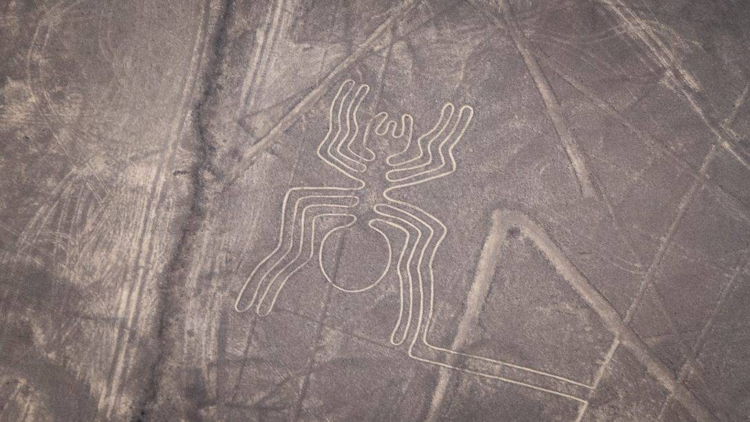 The Spider: One of the Nasca Lines