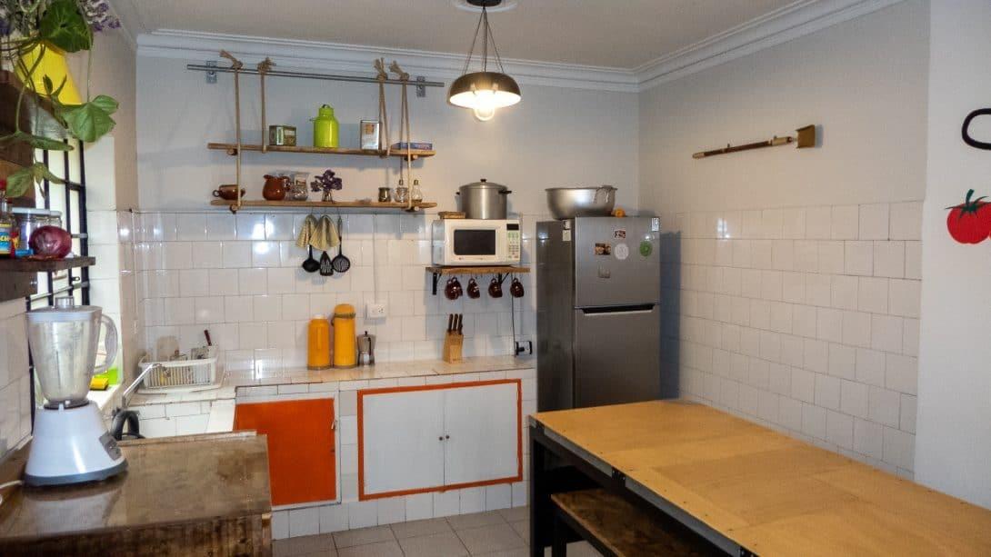 Kitchen at Limbo Jump, Arequipa