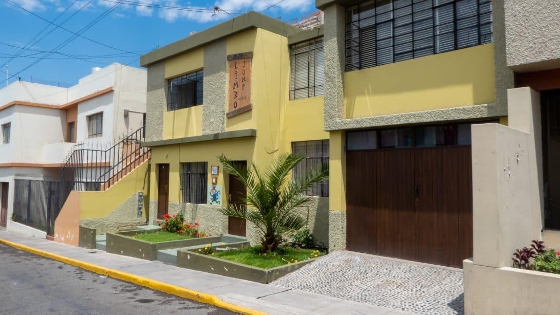Limbo Jump Hostel, Arequipa