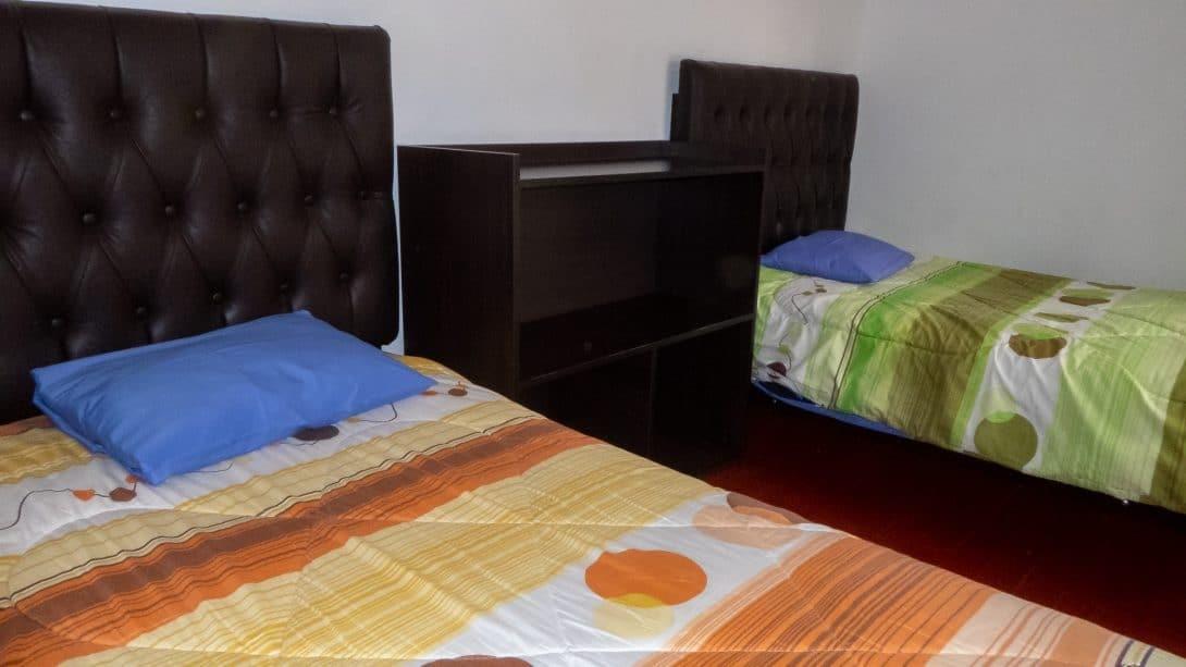 Room at Magicpacker Hostel, Cusco