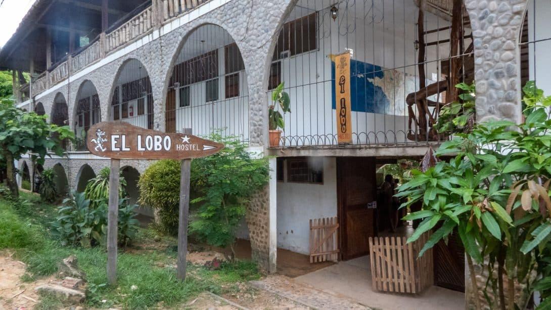 El Lobo Hostel in Rurrenabaque