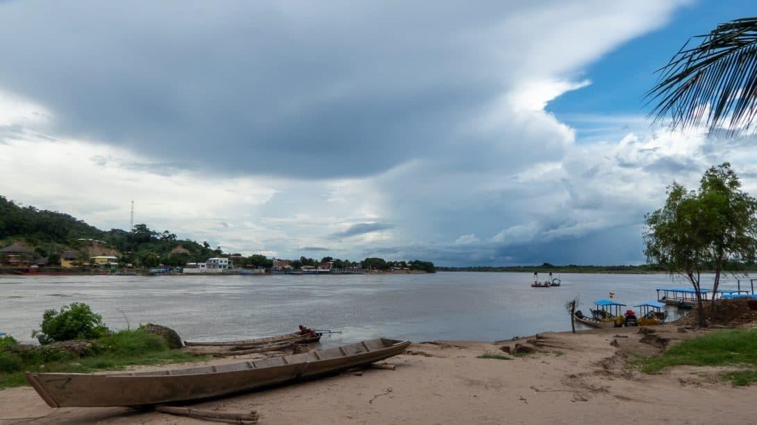 River in Rurrenabaque