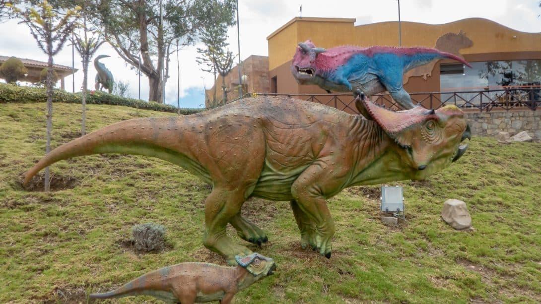 Parque Cretacico in Sucre