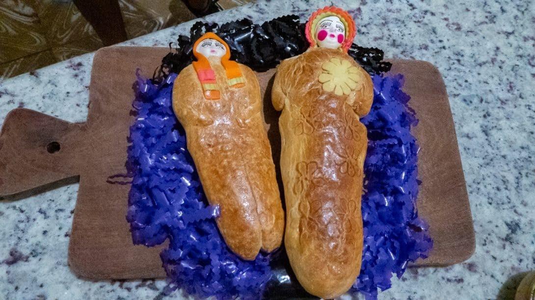 Tantawawa bread