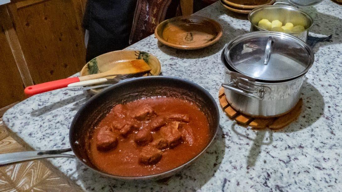 A Taste of Bolivia with La Boca del Sapo Cooking Class