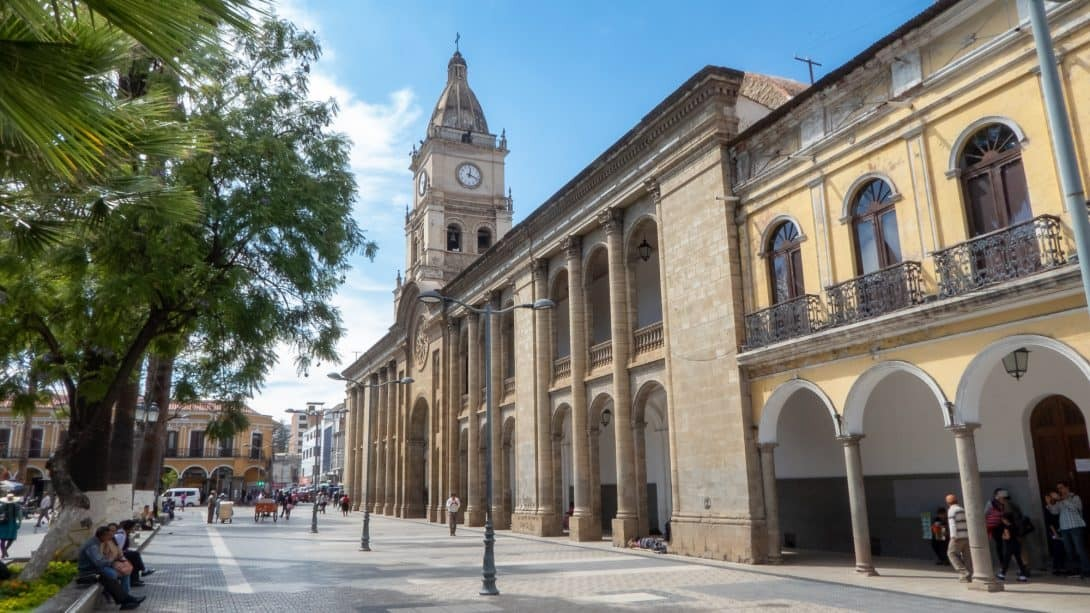 Cochabamba Cathedral