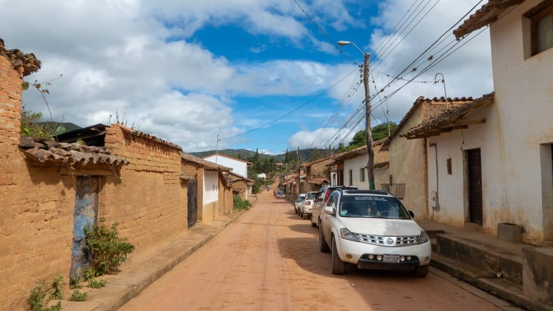Streets of Samaipata