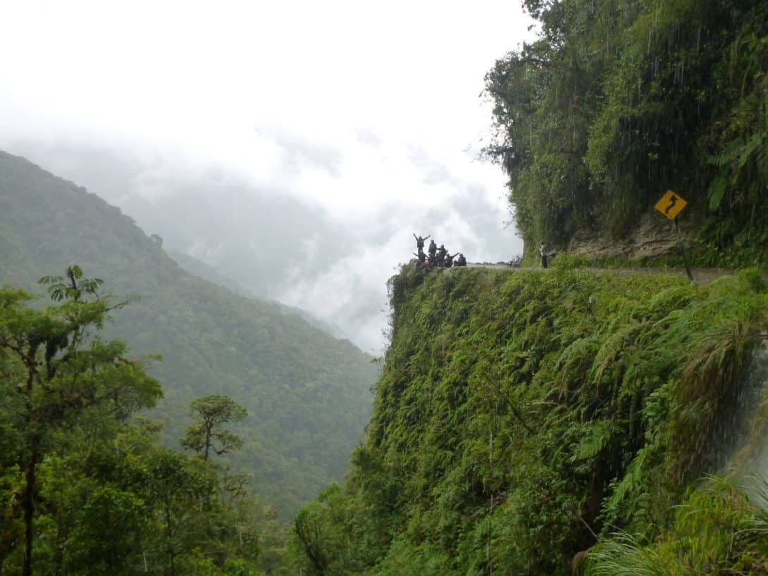 Death Road Cycling Tour   1 Day   from LA PAZ, BOLIVIA