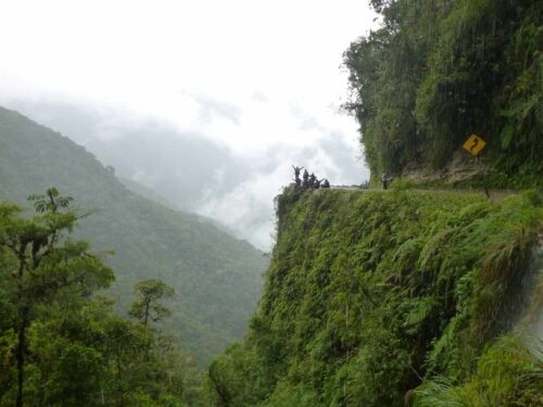 Death Road Cycling Tour | 1 Day | from LA PAZ, BOLIVIA