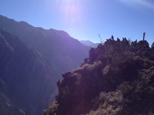Colca Canyon Viewpoint