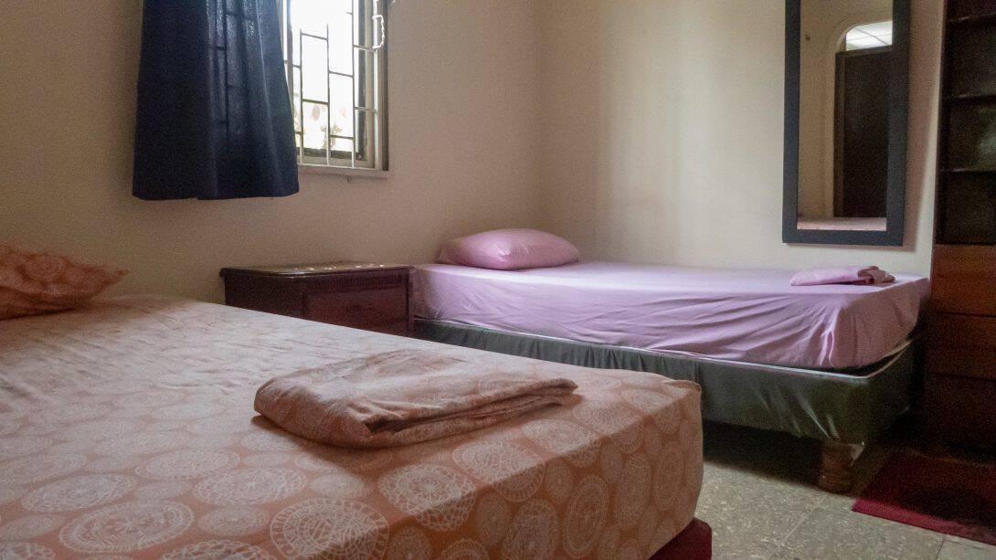 Casa Michael bedroom