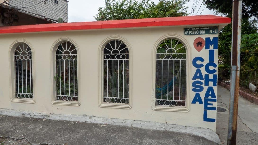 Casa Michael exterior