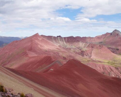 The Red Valley