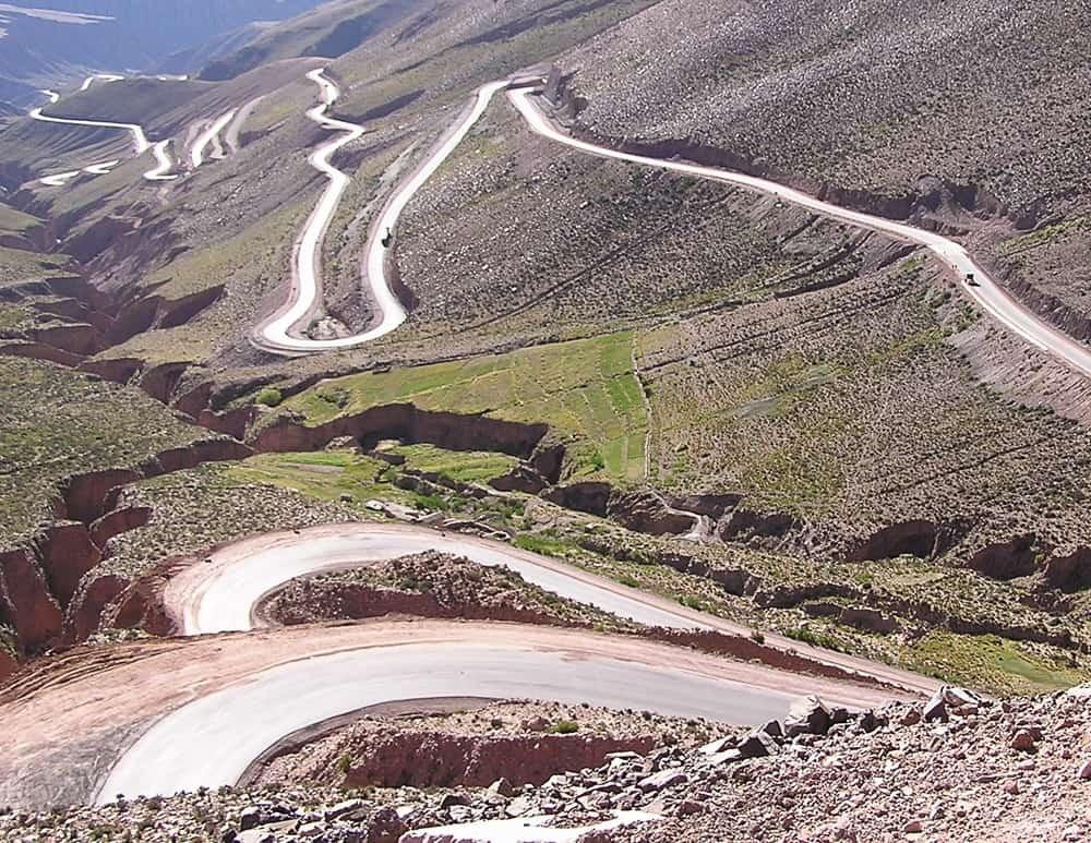 argentina-365 curve