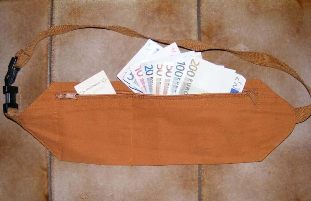 The Best Travel Money Belts - Keeping Safe on the Road!