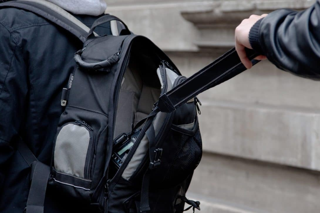 What are the best anti-theft backpacks for travellers?