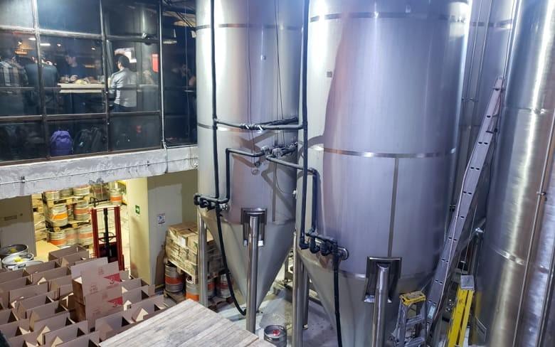 Brewery in Medellin
