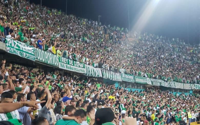 Football match - Medellin