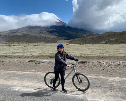 Cotopaxi Volcano Hiking/Biking | Full Day | from QUITO, ECUADOR