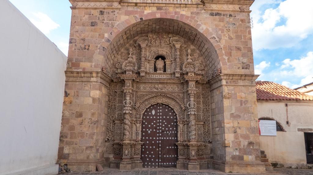 San Lorenzo Church Potosí