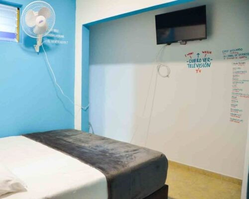 Private room at Blink Spanish School