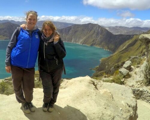 Quilotoa Crater Lake | 1 Day | From QUITO, ECUADOR