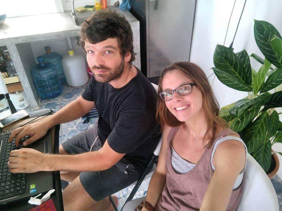 Nikki and Dave