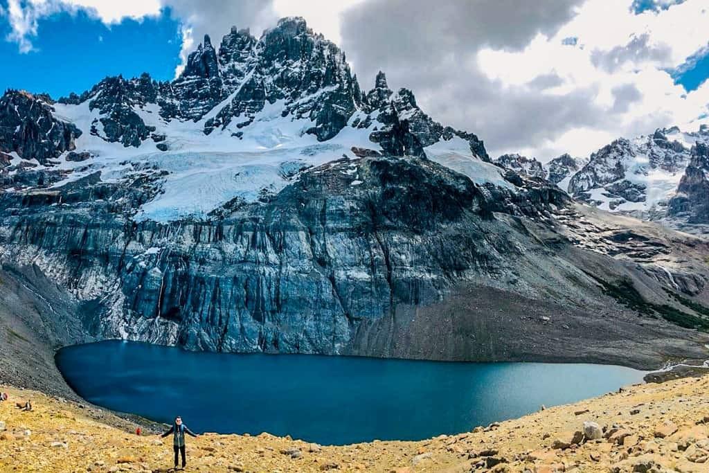 A Day Hike to Cerro Castillo Laguna, Chilean Patagonia