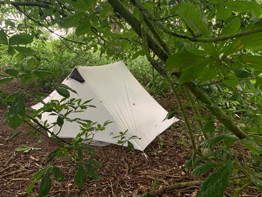 Lanshan 2 Stealth Camp