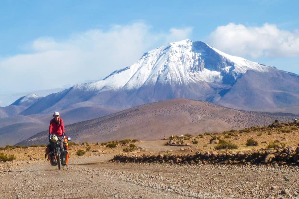 Cycling Mountain