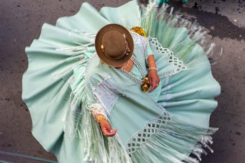South American dances