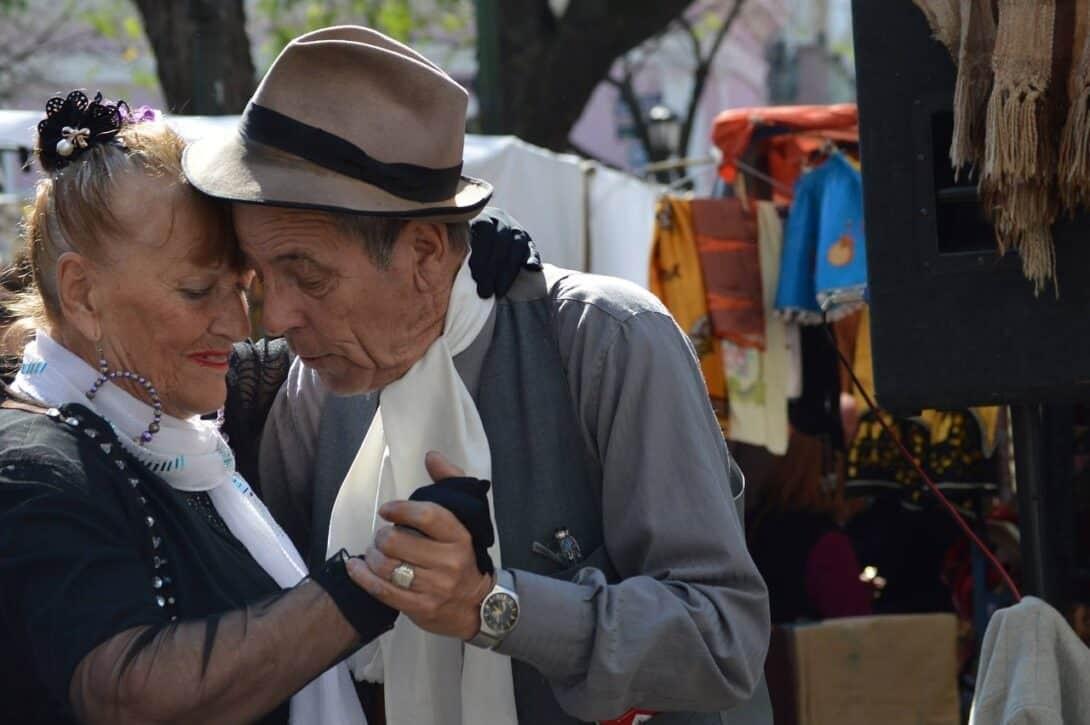 Tango in BA, Argentina