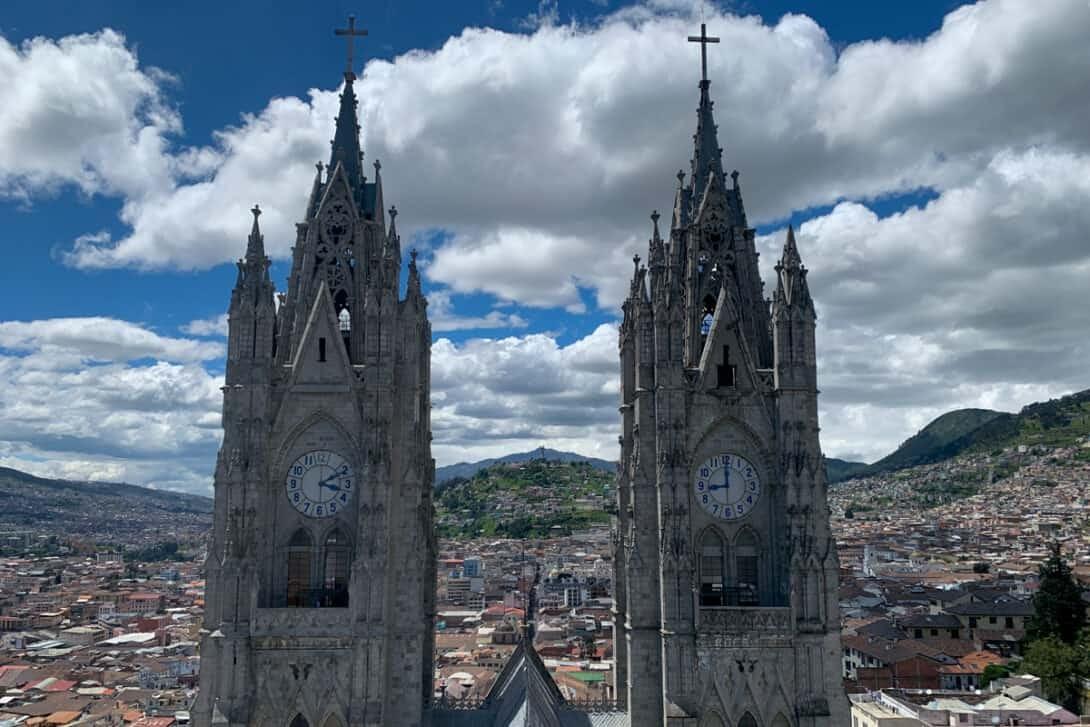 Unmissable Places to Visit in Ecuador