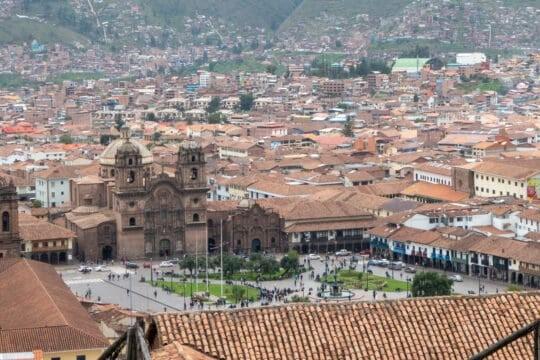Cusco centre, Peru