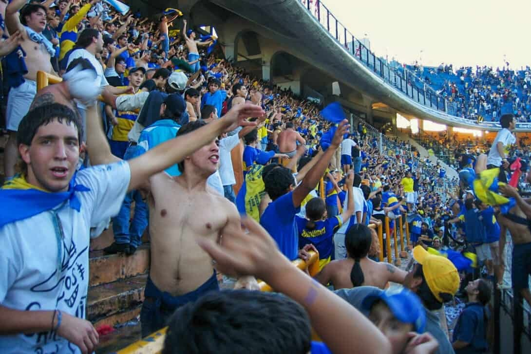Football in Buenos Aires