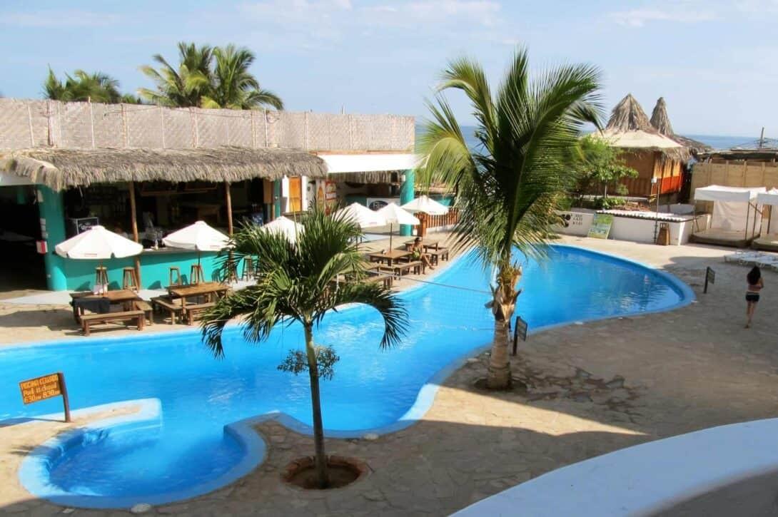 Loki del Mar Hostel in Máncora Peru