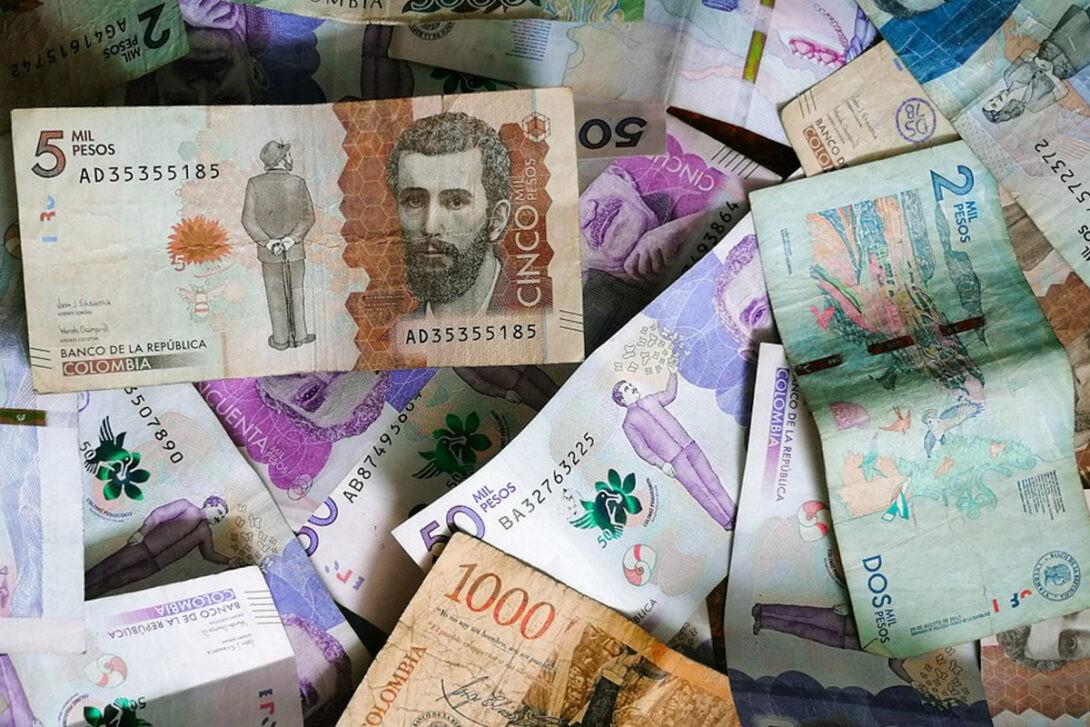 South America money